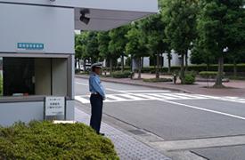 神奈川の警備会社に守衛のご依頼なら | 施設警備